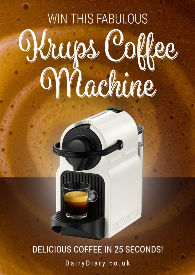 Win this Krups Coffee Maker