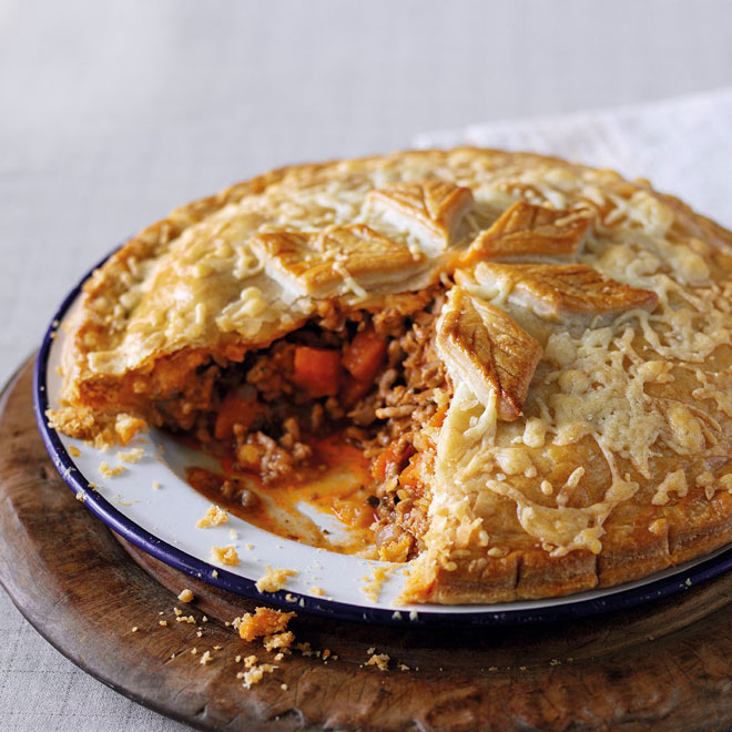 Minced Lamb Pie