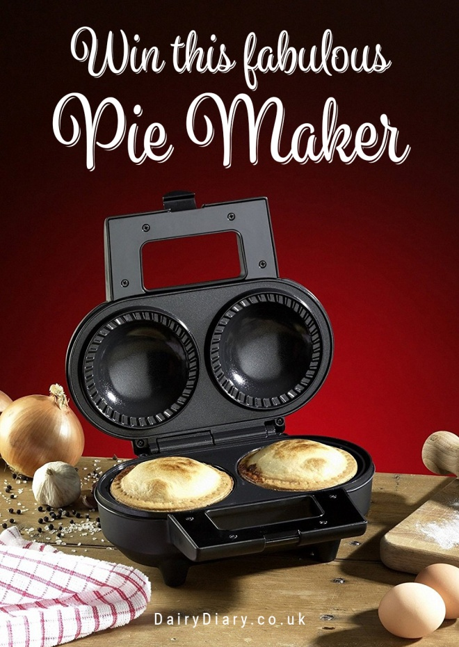 Win this double pie maker