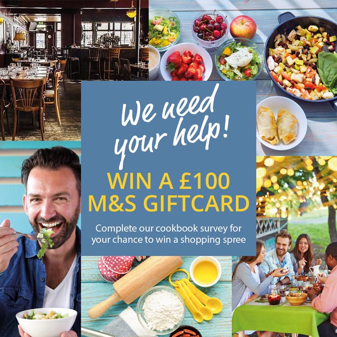 Win a £100 M&S Giftcard