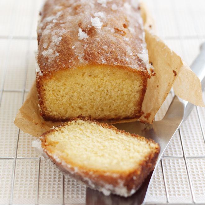 Crunchy Top Loaf Cake Uk