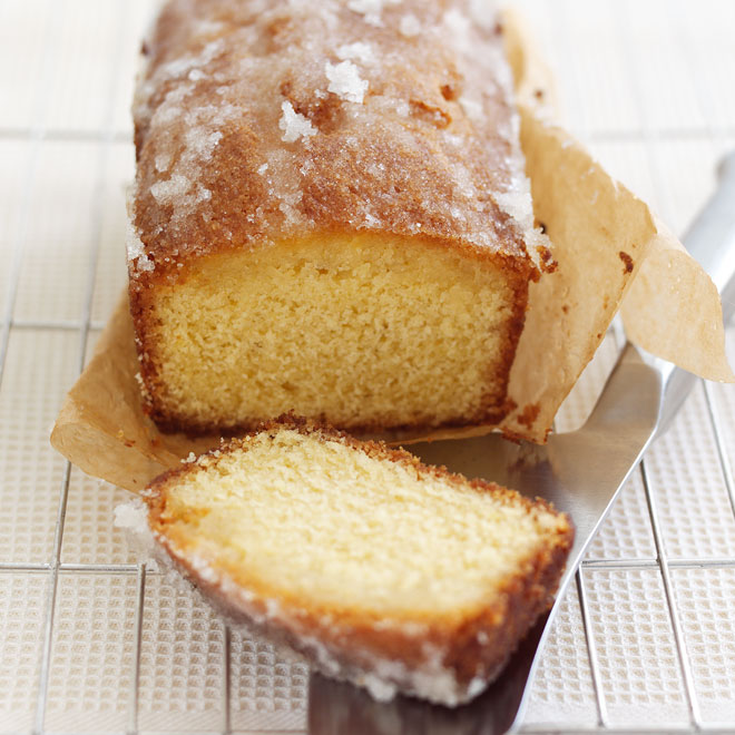 Frosty Lemon Cake