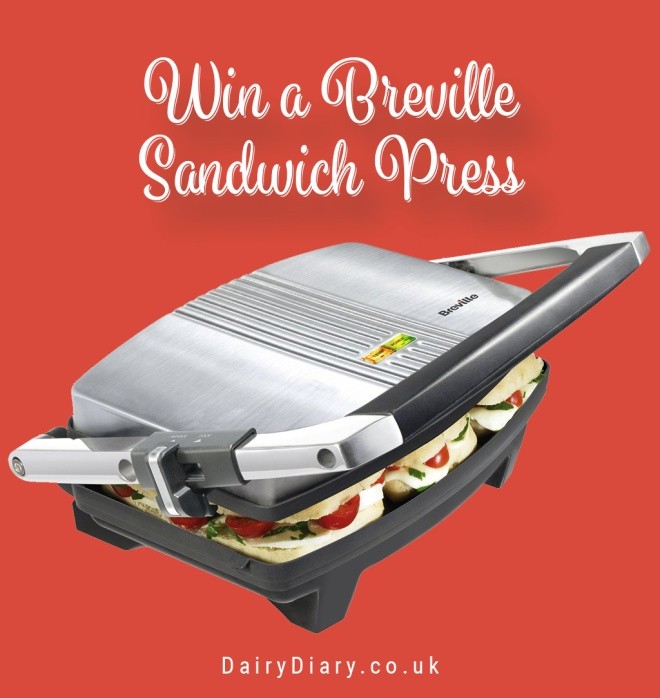 Win a Greville Sandwich Press