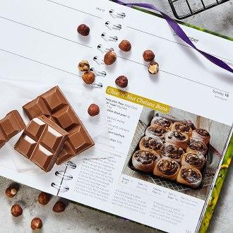 Chelsea Buns recipe
