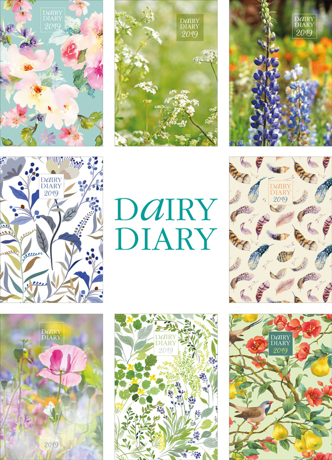 Help us to choose the next Dairy Diary cover