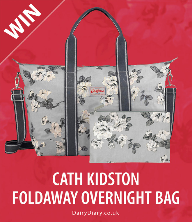 Win a Cath Kinston Weekend Bag