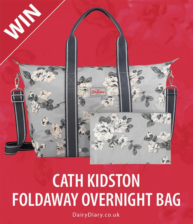 Win a Cath Kinston Weekend Bag