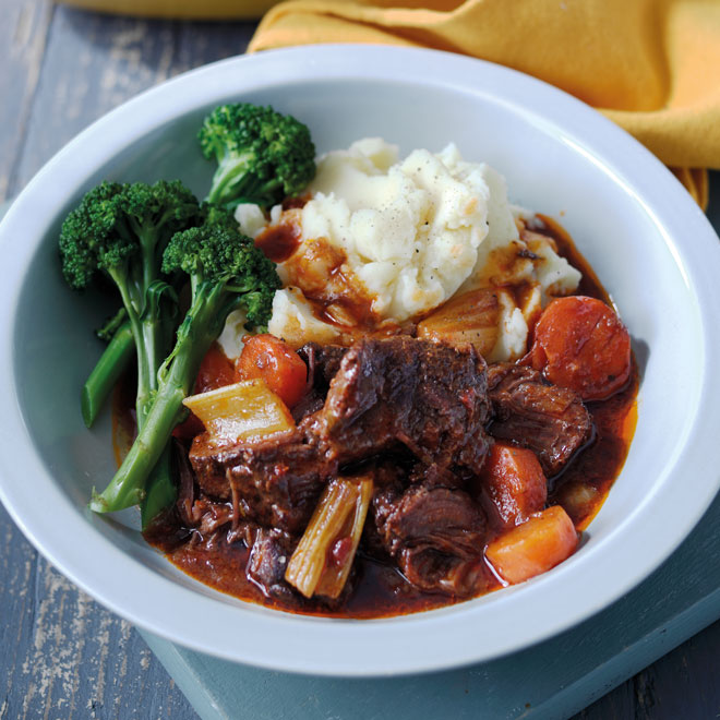 Slow Spiced Ox Stew