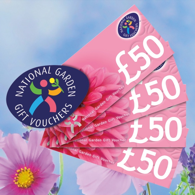 Win £200 to spend in your garden