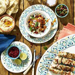 Win a Moroccan Dinner Set