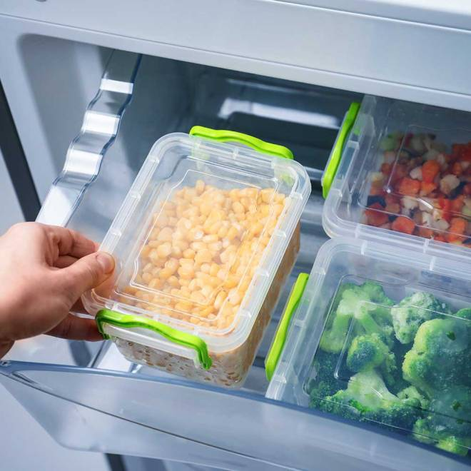 Top tips for reducing food waste part 4 - Freeze!