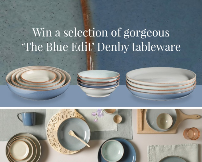 Win Denby tableware