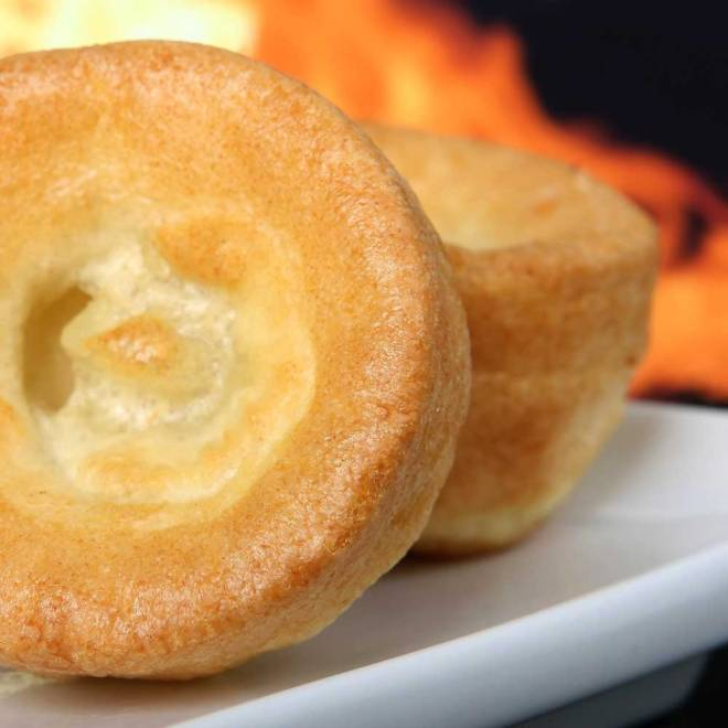 The perfect Yorkshire Pudding