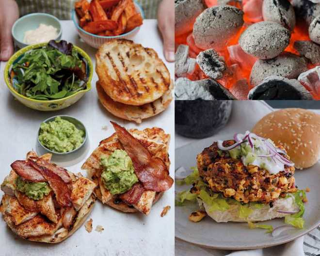 Two new burger recipes to try
