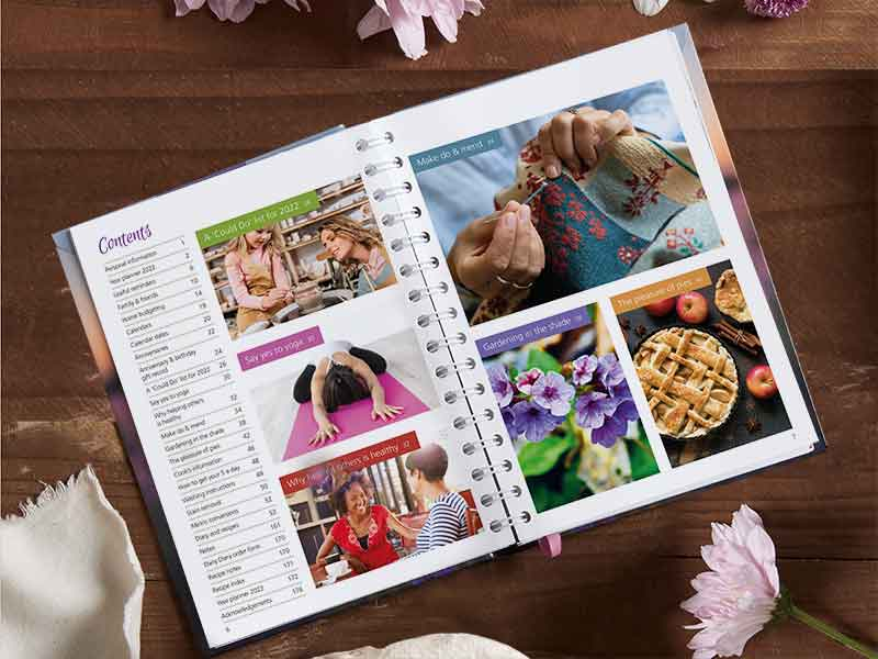 Dairy-Diary-2022-contents